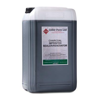 Charcoal Concrete Sealer