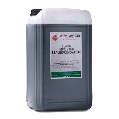 Black Concrete Sealer