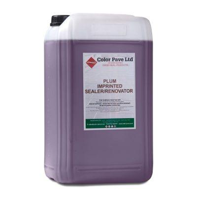 Plum Concrete Sealer