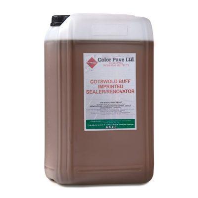 Cotswold Buff Concrete Sealer