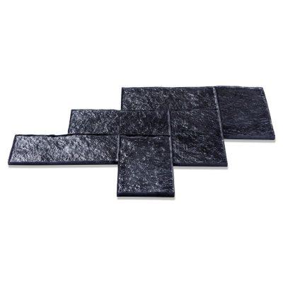 Lakeland Stone Weave Imprint Mat