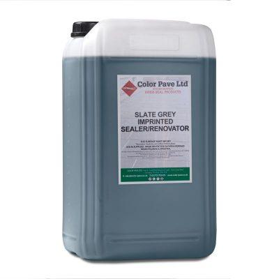 Slate Grey Concrete Sealer