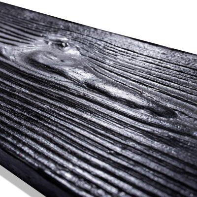 Wood Grain Concrete Imprint Stamp Mats